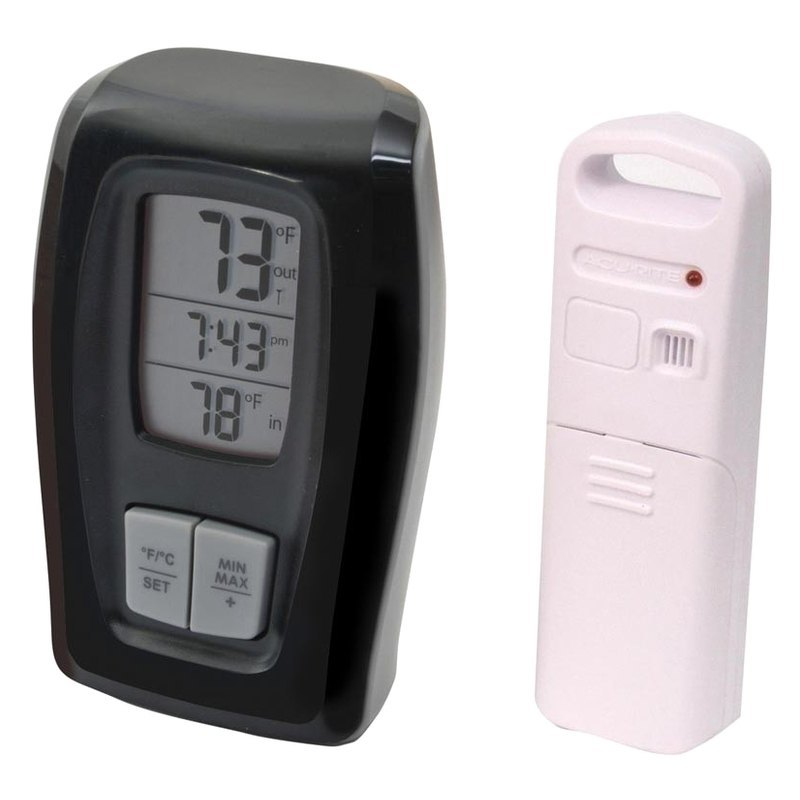 AcuRite® 00415A1 - Digital Thermometer with Indoor/Outdoor ...