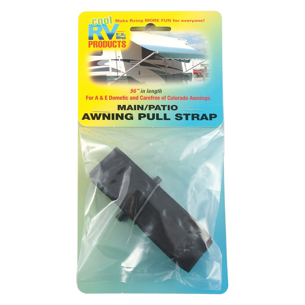Ap Products 174 006 17 Coil N Wrap 8 L Black Patio Awning