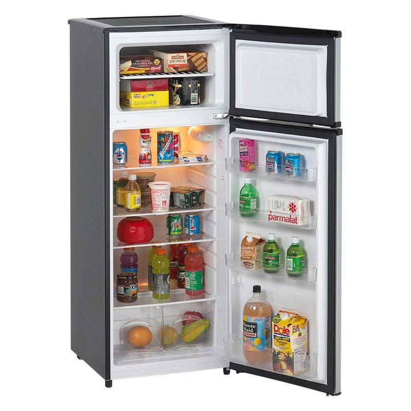 Avanti® RA7316PST - 7.4 cu.ft Black 2 Doors Refrigerator