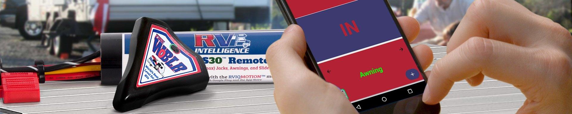 RV Intelligence™   Remote Controls, Straps, Electronics - CAMPERiD com
