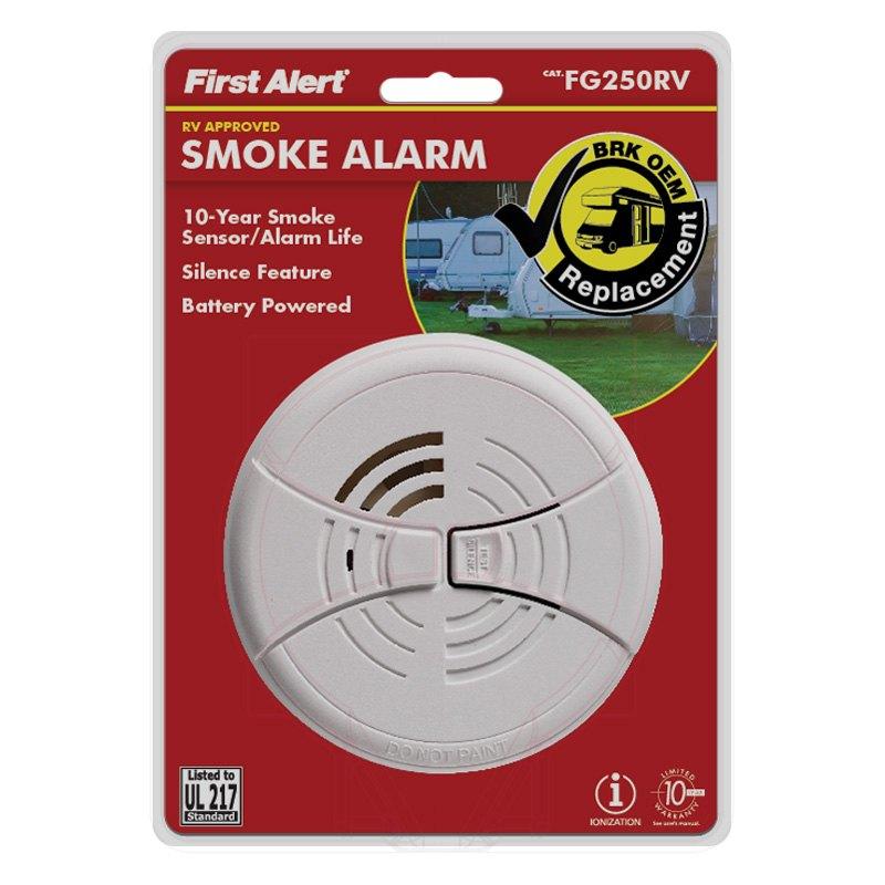 BRK® FG250RV - Powered Smoke Alarm