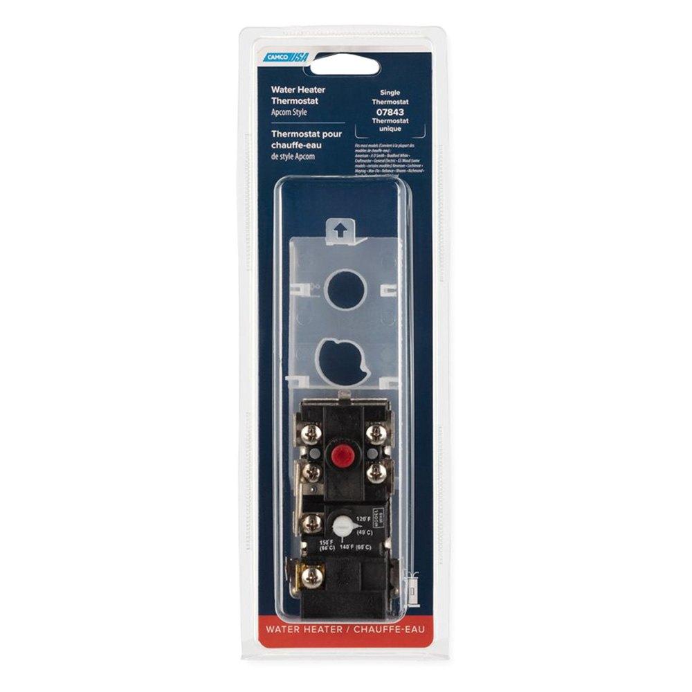 camco u00ae 07843 - apcom single element thermostat