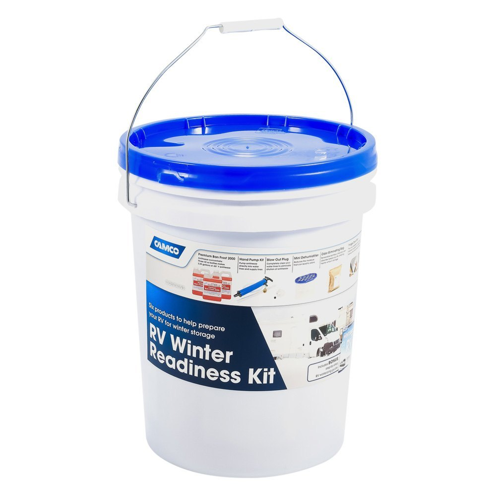 Camco 36190 5 3 Gal Starter Kit In A Bucket Camperid Com