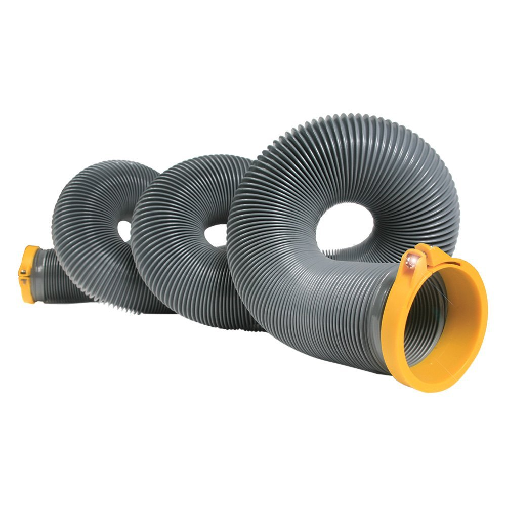 Camco® 39901 - Self-Clamping RV Sewer Hose - CAMPERiD.com