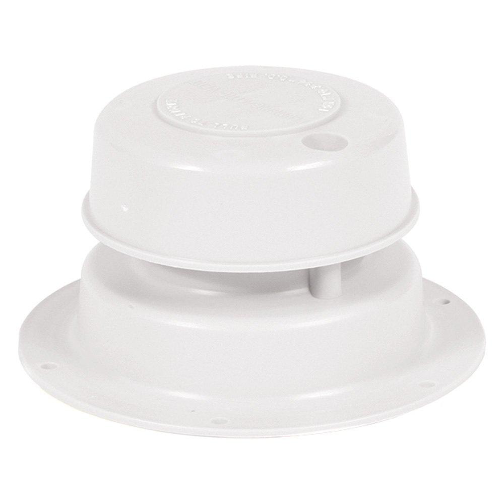 Camco 40032 Polar White Round Plumbing Vent Camperid Com