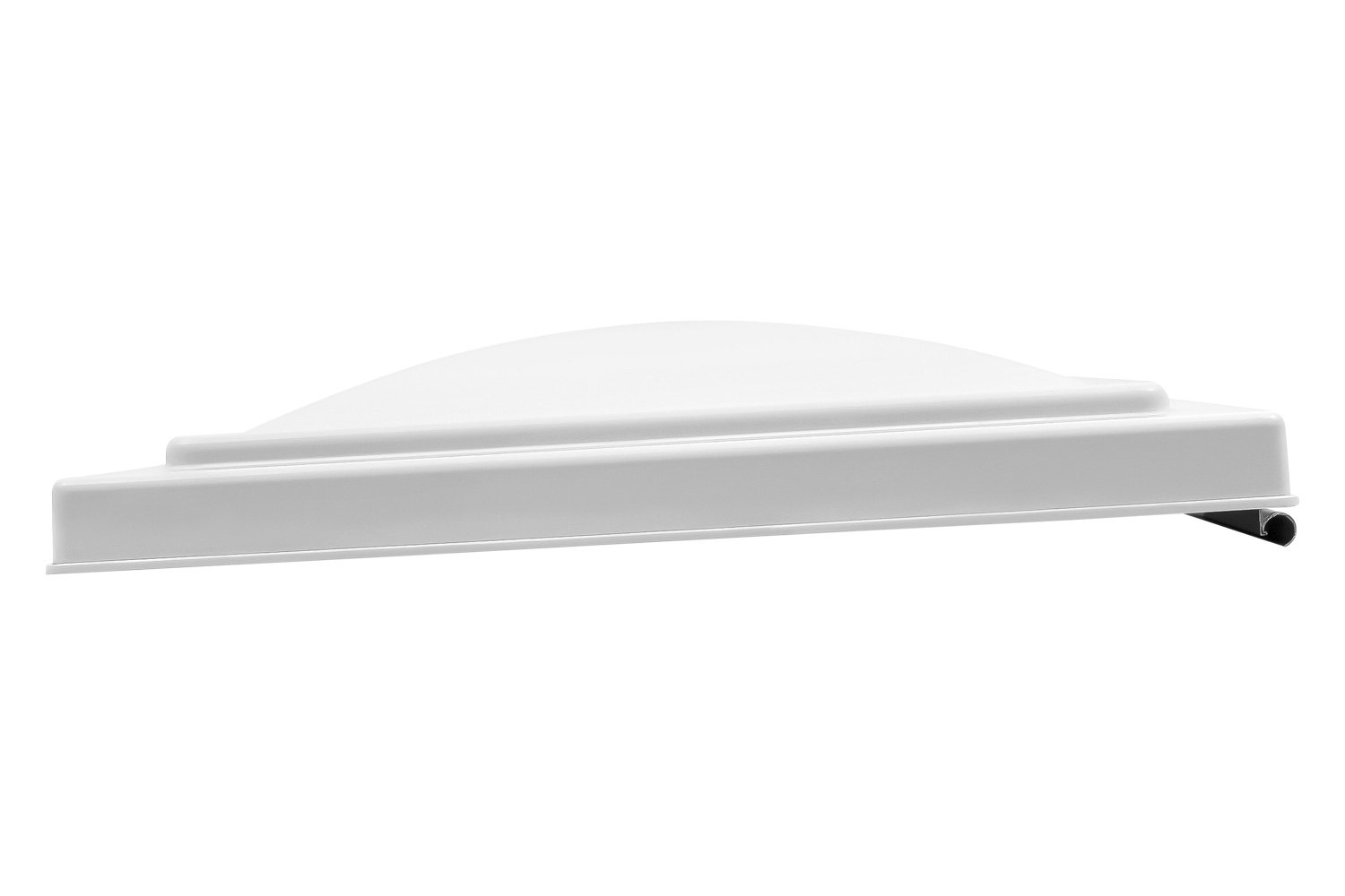 Camco 174 40161 White Unbreakable Vent Lid Camperid Com