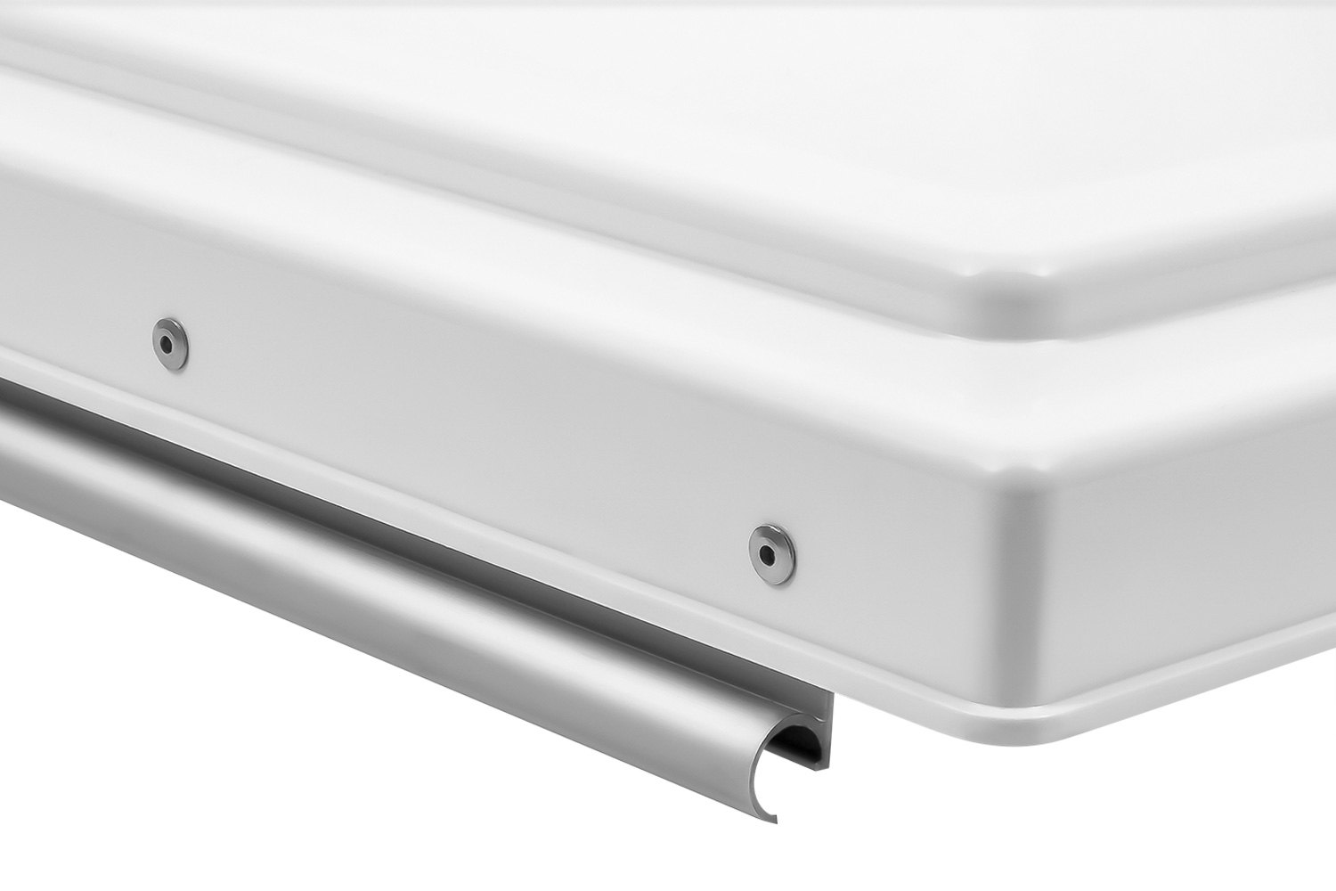 Camco 174 40162 White Unbreakable Vent Lid Camperid Com