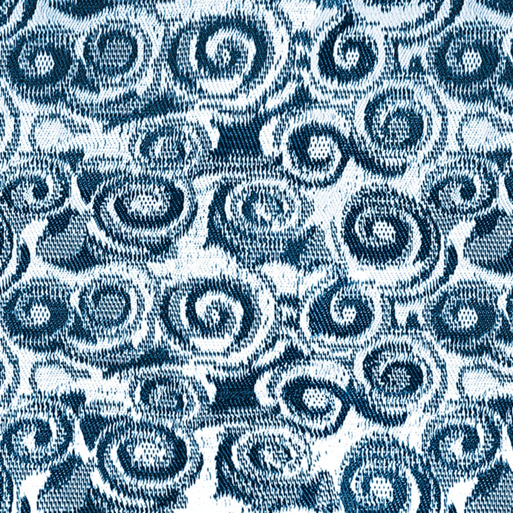 Camco 42841 Reversible 8 X 16 Blue Swirl Bilingual Outdoor Mat Camperid Com