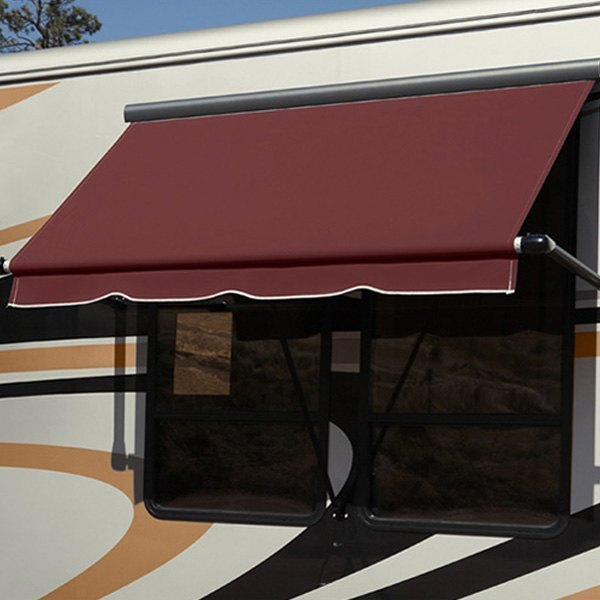 Carefree® - Replacement 3'Ext. Solid Window Awning Fabric ...