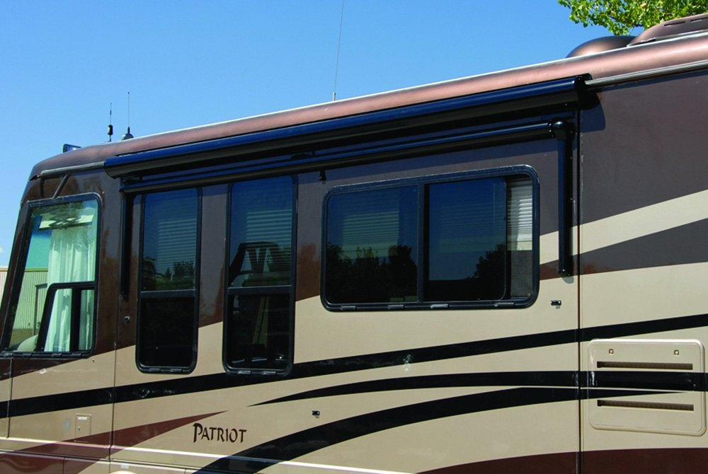 Carefree 174 Ascent 3 5 Ext Solid Slide Out Awning