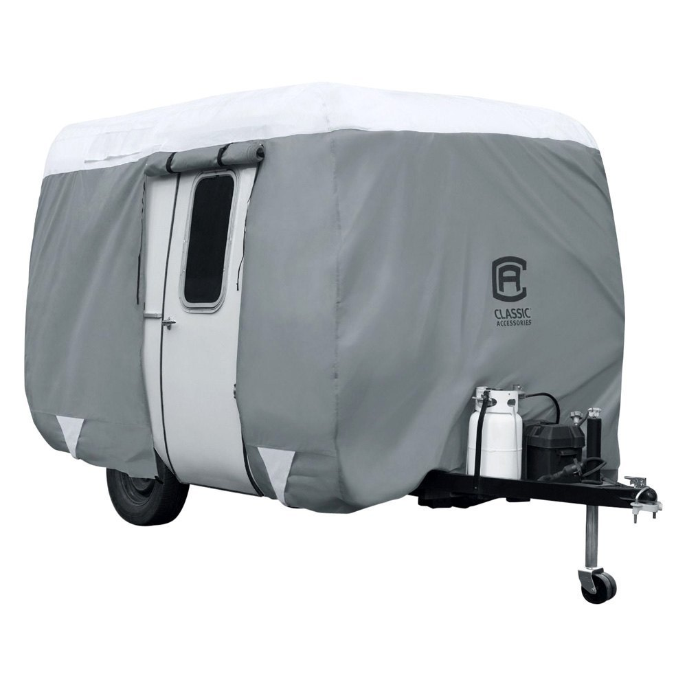 Classic Accessories Polypro  Travel Trailer Cover