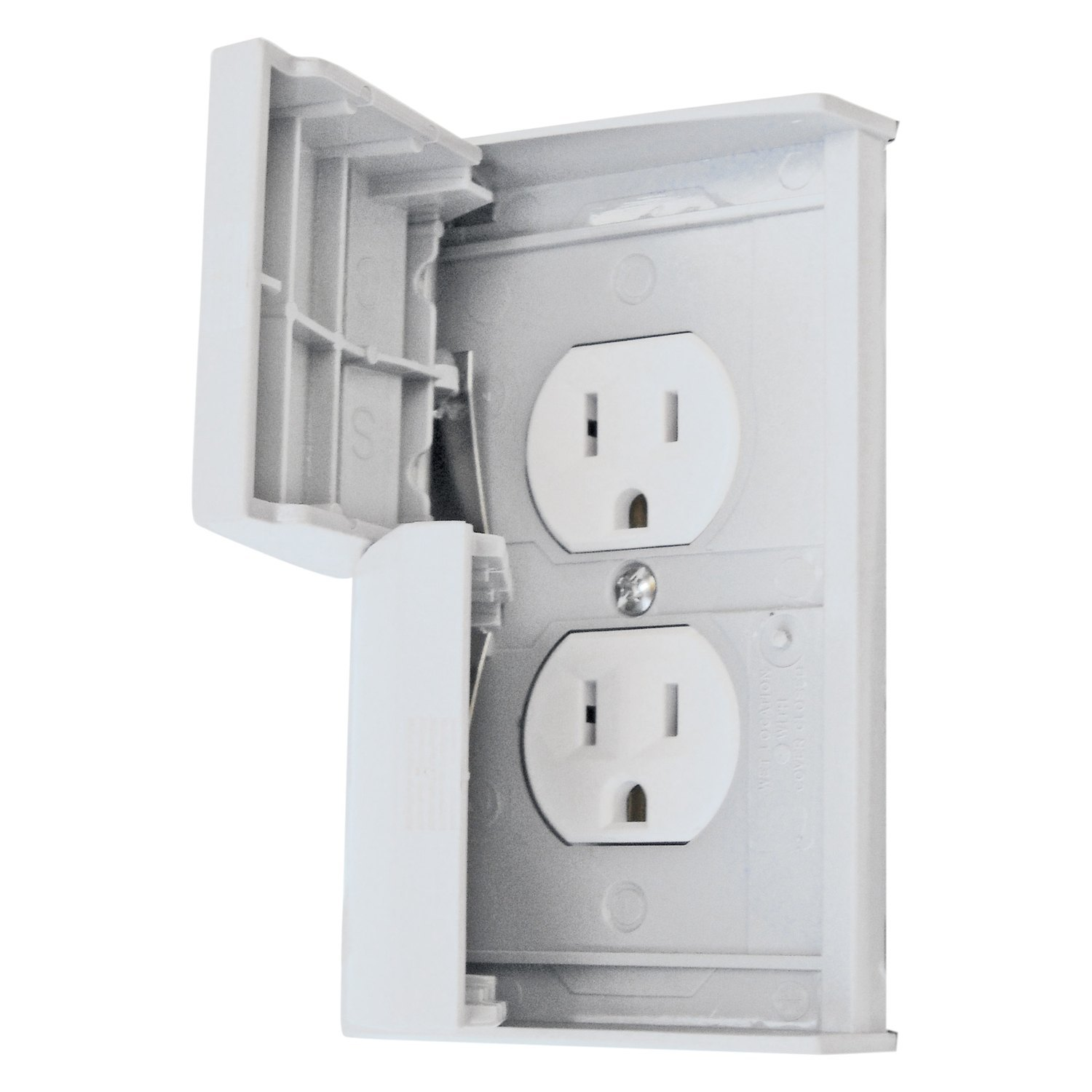 Diamond Group® - Standard Cover with Receptacle - CAMPERiD.com