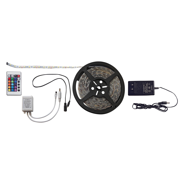 diamond group u00ae 52688 - rgb led strip light kit