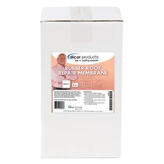Dicor 174 533rm 12 Epdm Rubber Roof Repair Membrane Patch