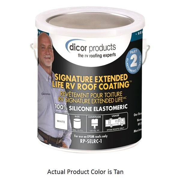 Dicor 174 Signature Extended Life Rv Roof Coating