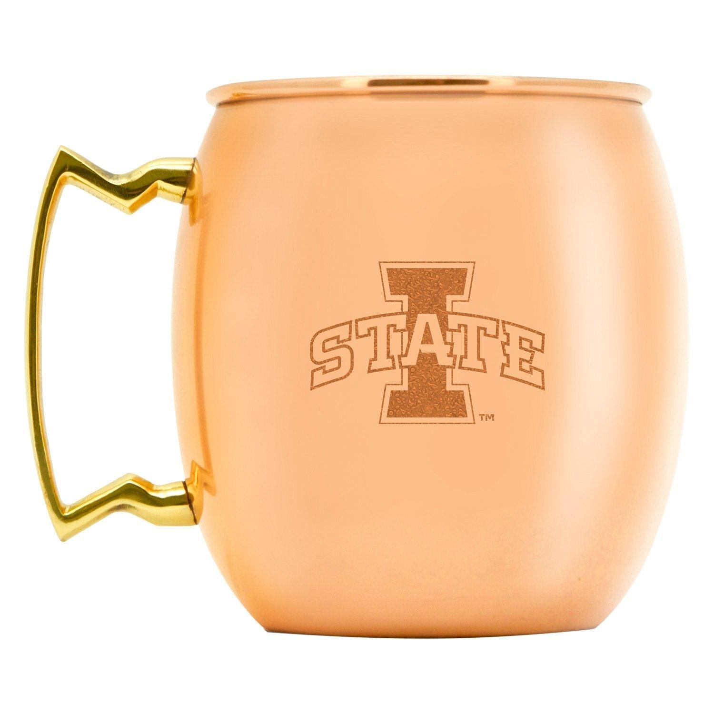 Duck House Lmo442l Iowa State University 24 Oz Copper Moscow Mule Mug Camperid Com