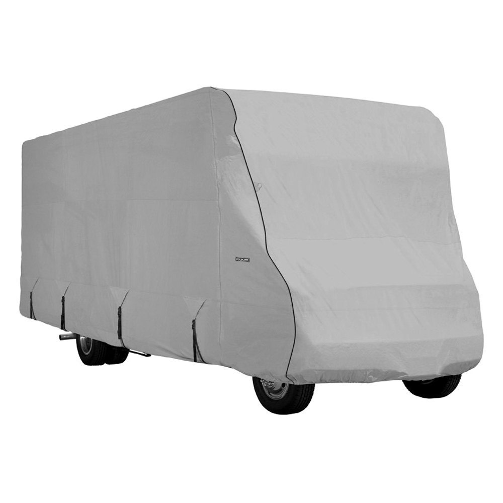 Eevelle® - Goldline™ Polyester Gray Class C Motorhome Trailer Cover (Up to  28')