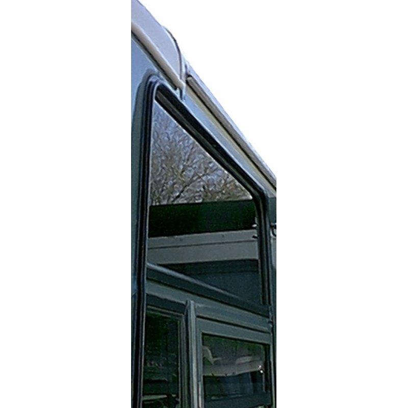 EZE® BL01002 - 10' Black Gutter