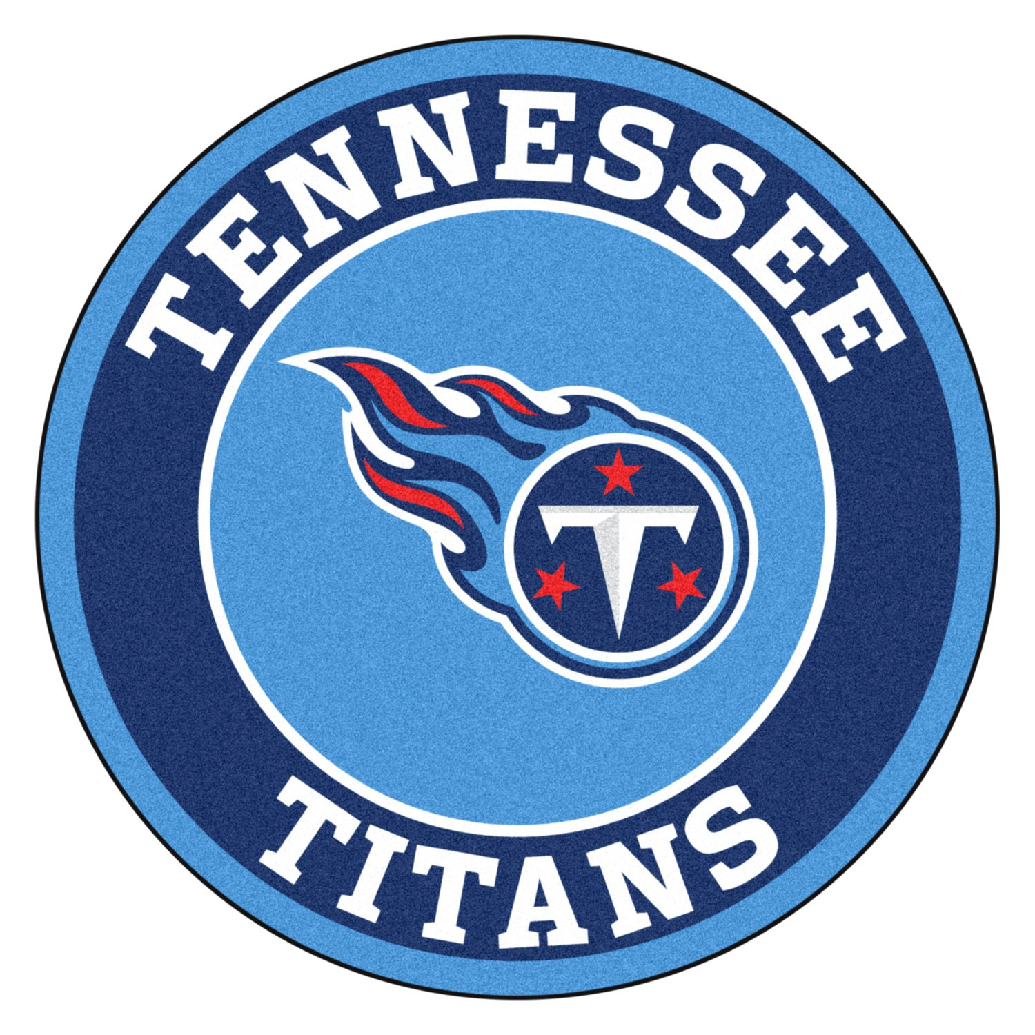 Team Color One Size FANMATS NFL Tennessee Titans NFL-Tennessee Titansticket Runner