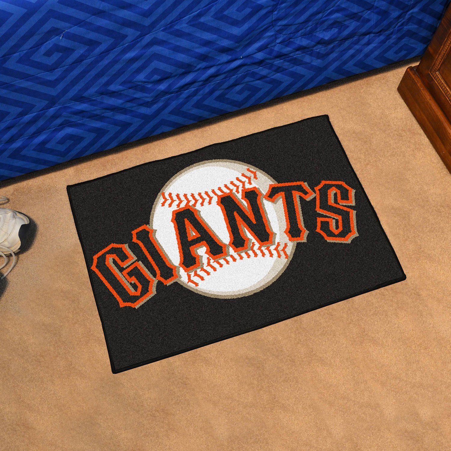 Fan Mats San Francisco Giants Utility Mat 18x27//Rookie Mat
