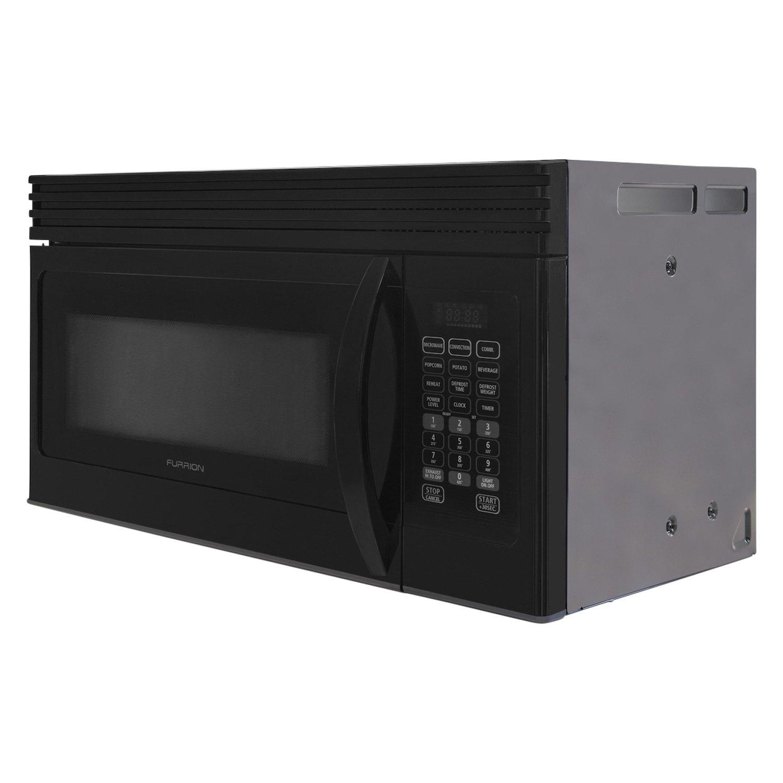 Furrion 174 381560 1 5 Cu Ft 900w Black Countertop