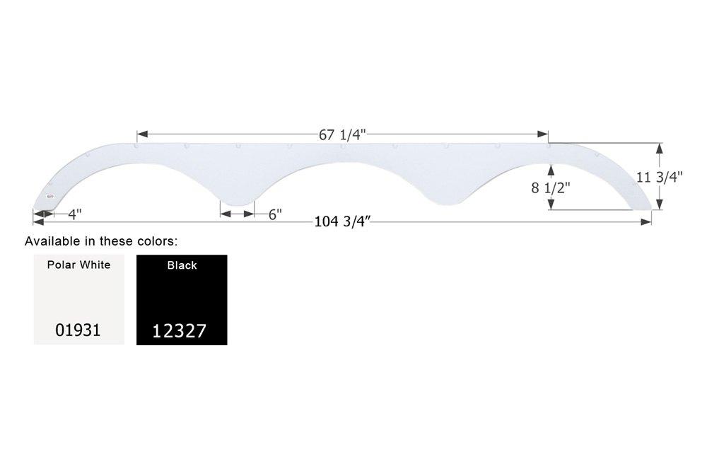 PCD866 FRONT Premium Ceramic Brake Pads Fits 11 Mitsubishi RVR