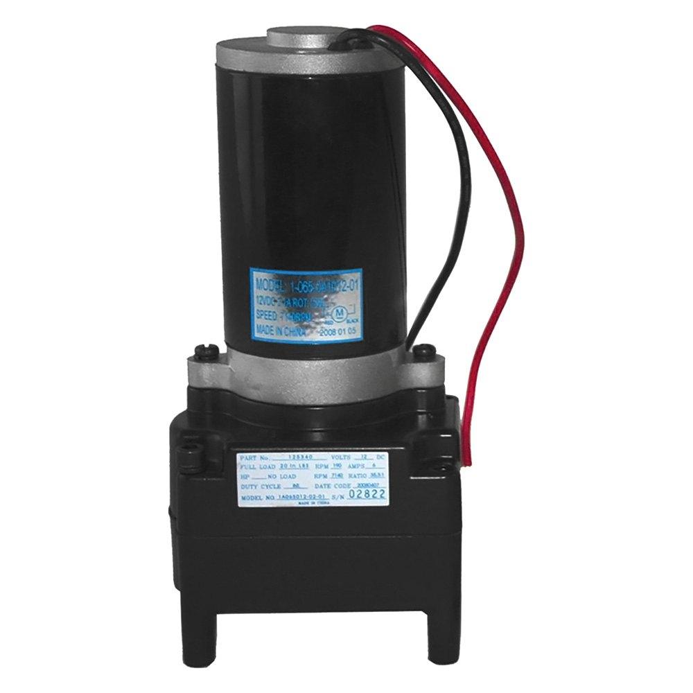 Lippert Components® 141893 - High Speed Tuson Landing Gear Motor