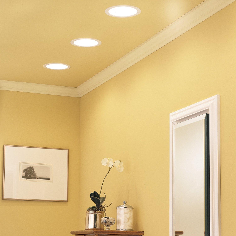 Nutone 174 744sflnt Recessed Humidity Sensing Bath Fan With