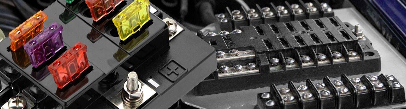 RV Fuses & Breakers | RV Fuse Panels, Blocks, Kits ... on