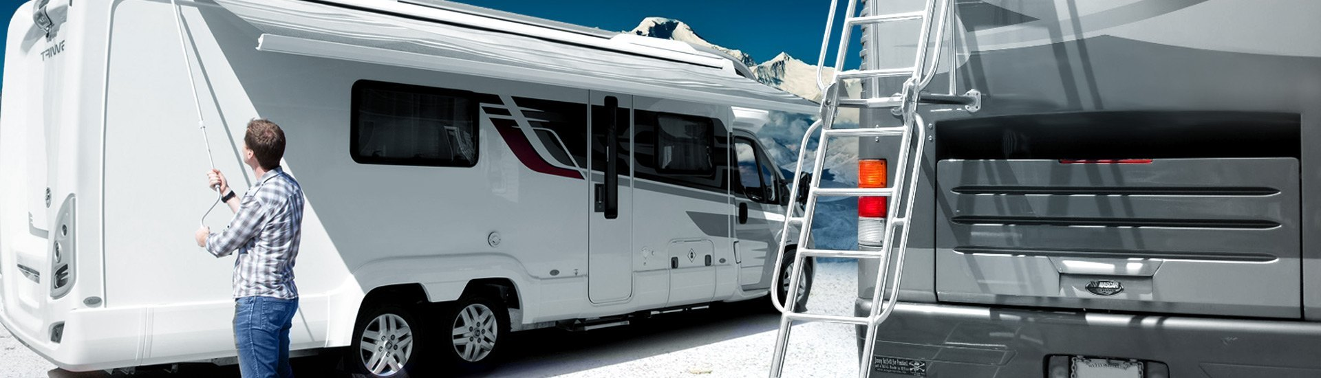 RV Hardware | A/C, Vents, Steps, Awnings, Lift Supports - CAMPERiD com
