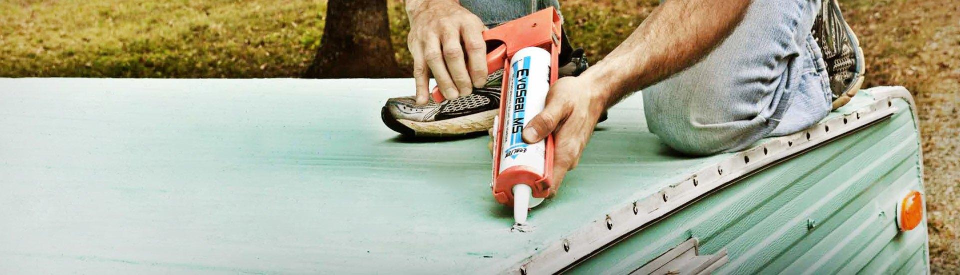 RV Roofing & Sealants | Tapes, Coatings, Repair Kits