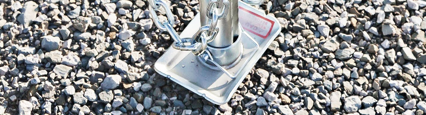 RV Stabilizer Jack Pads | Trailer Jack Foot Pads - CAMPERiD com