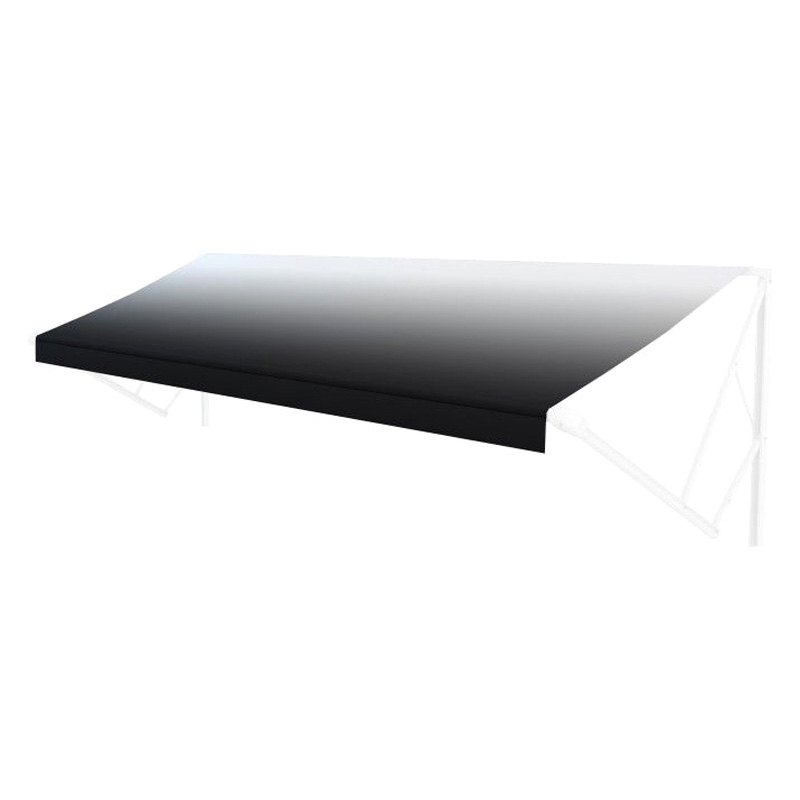 Solera Awnings 174 V000334365 13 L X 8 Ext White Vinyl