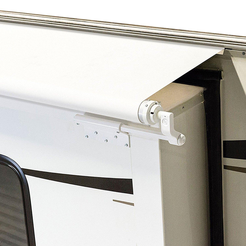 Solera Awnings 174 V000163294 Slider Automatic 11 L White