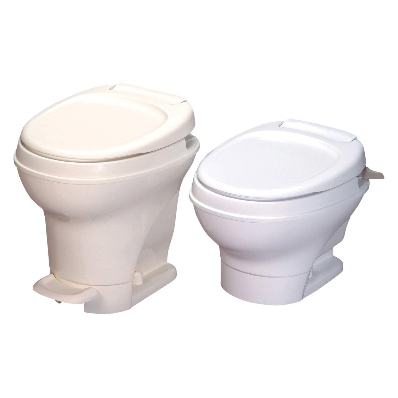 Thetford 174 31646 White Aqua Magic 174 V Low Profile Toilet