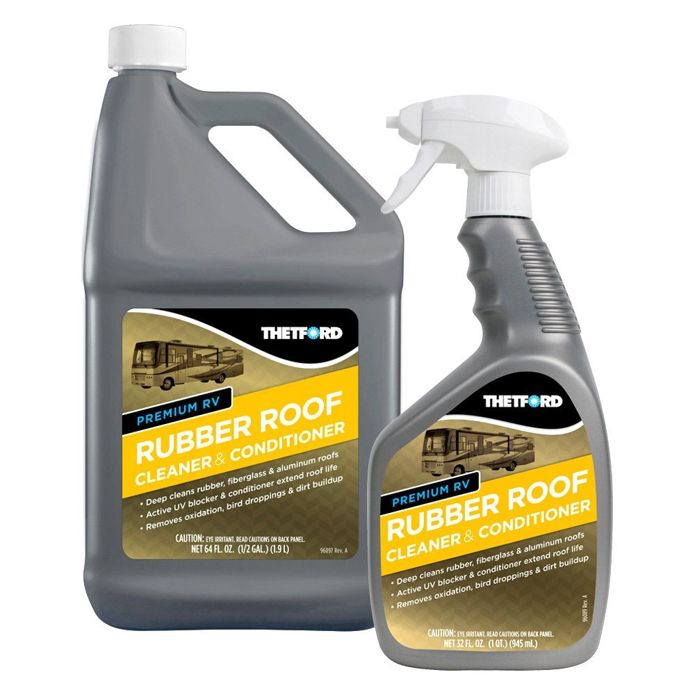Thetford 174 32513 Premium 128 Oz Rubber Roof Cleaner