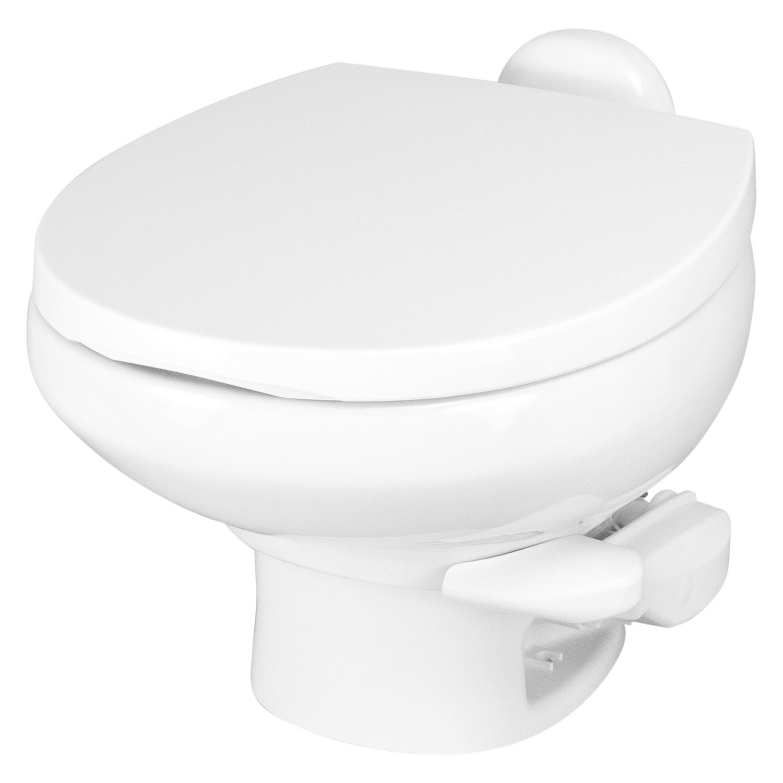 thetford 42059 white aqua magic style ii low profile. Black Bedroom Furniture Sets. Home Design Ideas