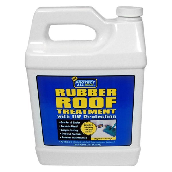 Thetford 174 68128 Protect All 128 Oz Rubber Roof Cleaner