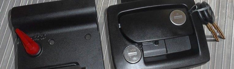 TriMark® 0601650 - Entry Door Latch