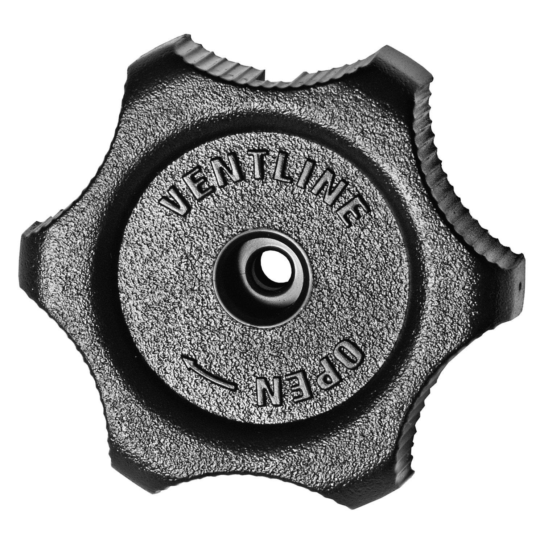 Ventline 174 Bvd0421 00 Black Plastic Roof Vent Lift Arm