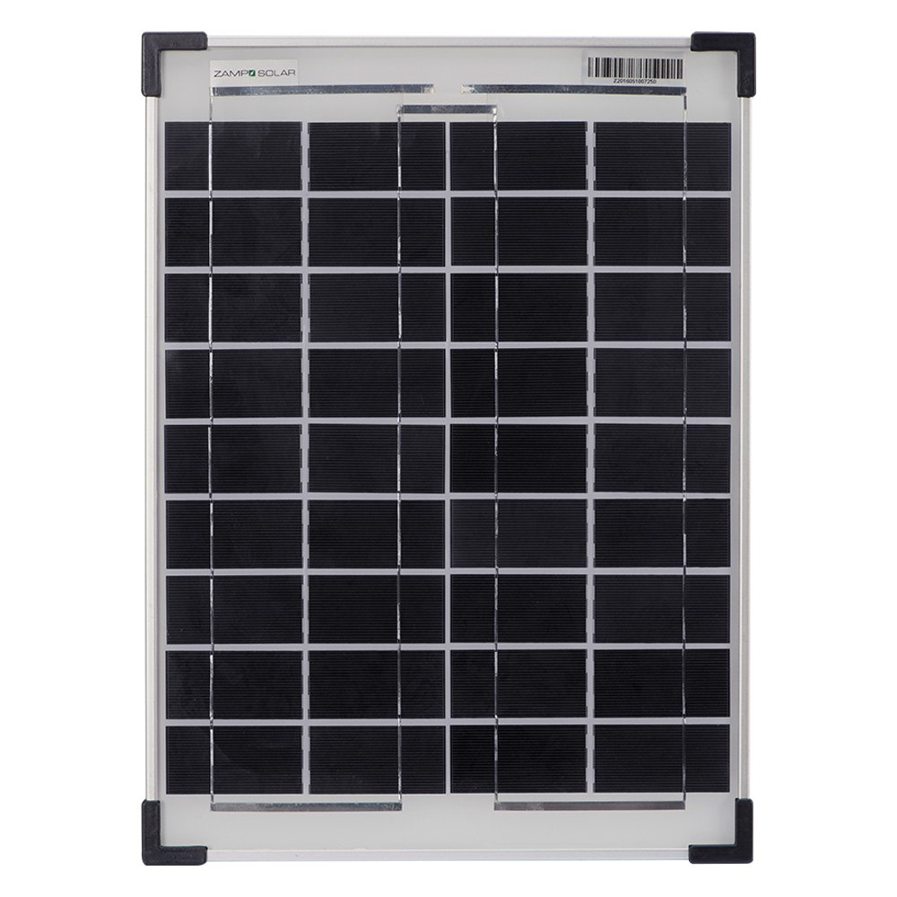 Zamp Solar 174 Zs 20 Pp Solar Panel Camperid Com